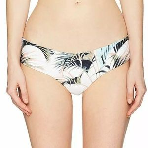 O'Neill Women's Multi Palm Hipster Bikini Bottom